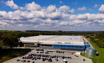 Panattoni Europe completed the project for GE Energy Management - 45,000 sqm brilliant factory in Bielsko-Biała