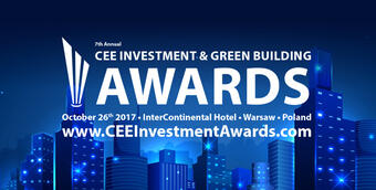 "Panattoni Europe has won the award ""Warehouse Developer"" at EuropaProperty's 7th Annual CEE Investment Awards"