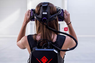 P3 Prague Horní Počernice home to Europe's largest B2B Virtual Reality laboratory