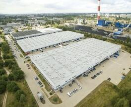 Spedimex extends its lease at Logicor Lodz I
