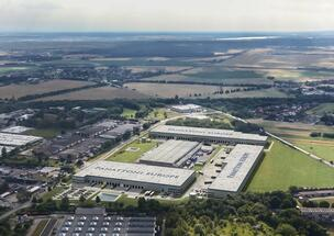 New Panattoni Park Zabrze: 65,000 sqm with first tenants