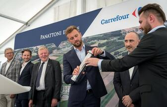 Carrefour and Panattoni for the second time – more than 63,600 sqm in Central Poland