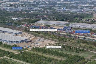 Plans for City Logistics Łodź II – 38,000 sqm available from February 2020