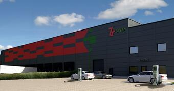 7R's new innovative eco. Green warehouses will make the logistics industry more sustainable
