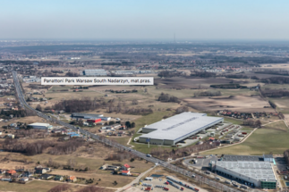 Panattoni invests in new warehouses near Warsaw