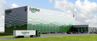 Żabka Polska and 7R to create a fully automated logistics center near Warsaw, Poland