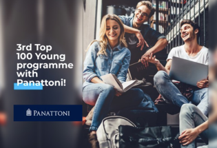Panattoni joined forces with students for the 3rd Top 100 Young programme
