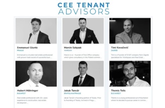 CEE Tenant Advisors – First Independent Tenant Representation Network in CEE.
