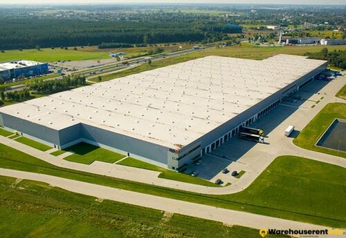Warehouses to let in SEGRO Logistics Park WARSAW, NADARZYN