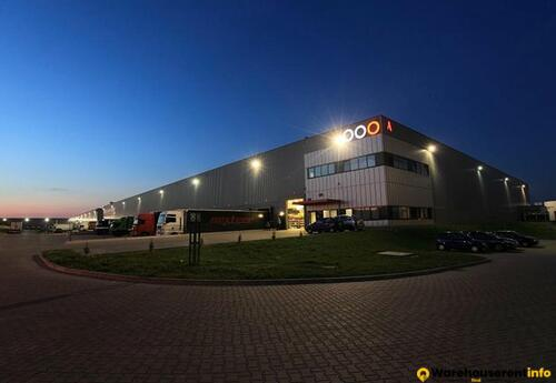 Warehouses to let in SEGRO Industrial Park TYCHY 1