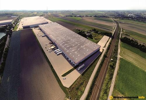 Warehouses to let in SEGRO Logistics Park WARSAW, PRUSZKOW