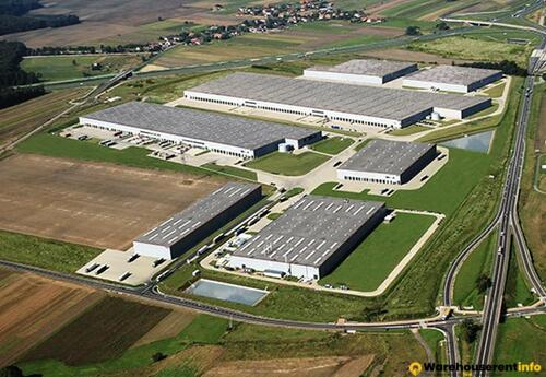 Warehouses to let in SEGRO Logistics Park GLIWICE