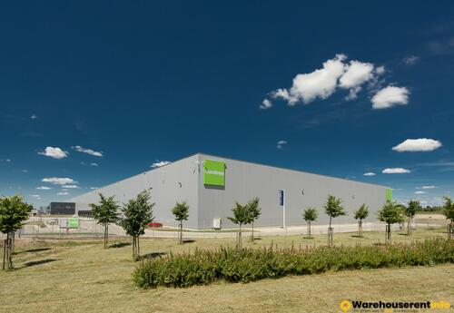 Warehouses to let in GLP Lublin Logistics Centre