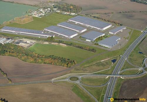 Warehouses to let in SEGRO Logistics Park GDANSK