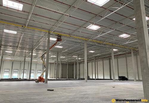 Warehouses to let in DL Invest Group