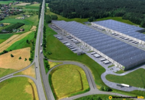 Warehouses to let in GLP - LĘDZINY LOGISTICS CENTRE