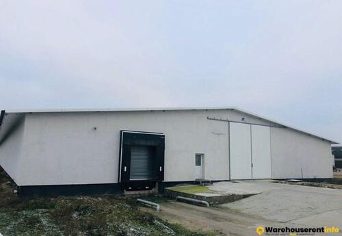Warehouses to let in Magazyn Tuszewo/ Lubawa