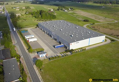 Warehouses to let in P3 MSZCZONÓW