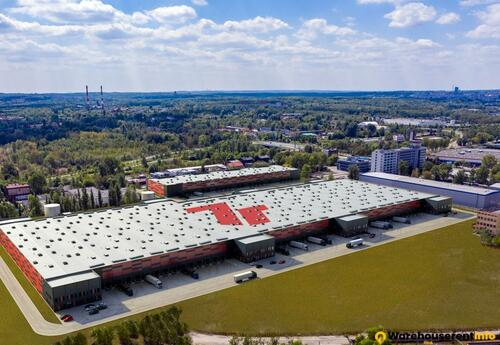 Warehouses to let in 7R Park Katowice II
