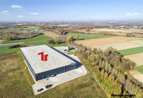 Warehouses to let in 7R Park Siemianowice Slaskie