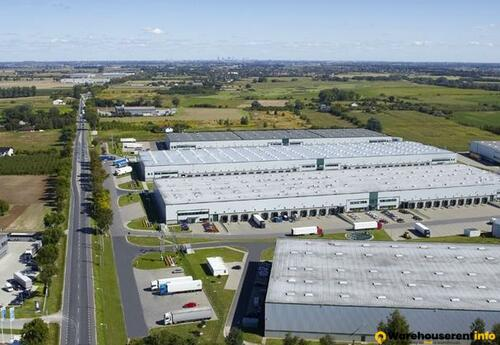 Warehouses to let in Prologis Park Blonie