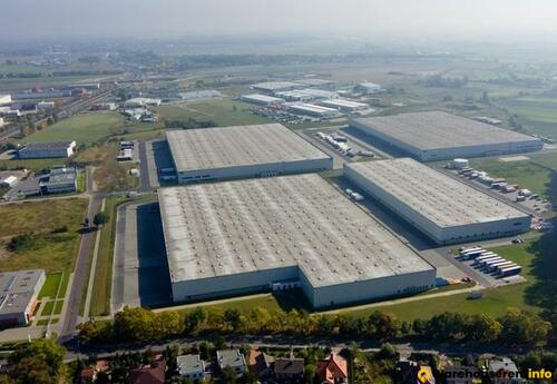 Warehouses to let in Prologis Park Poznan II DC4