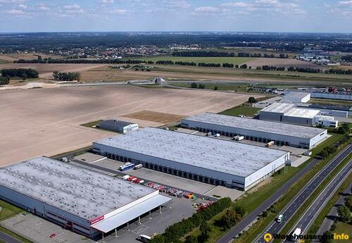 Warehouses to let in Prologis Park Poznan DC1