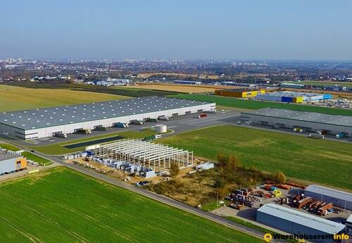 Warehouses to let in Prologis Park Poznan III DC2