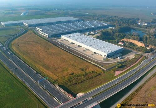 Warehouses to let in Prologis Park Wroclaw III DC4