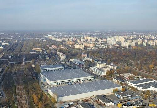 Warehouses to let in Prologis Park Warsaw II DC3