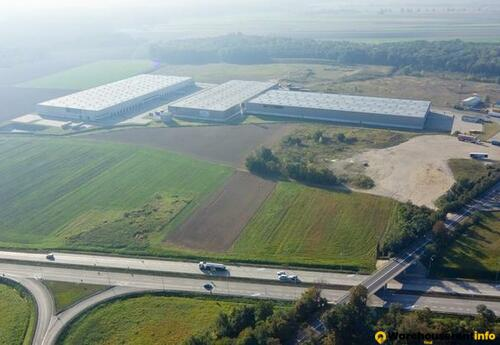 Warehouses to let in Prologis Park Wroclaw IV DC4a