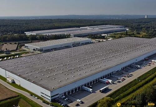 Warehouses to let in Prologis Park Chorzow DC1