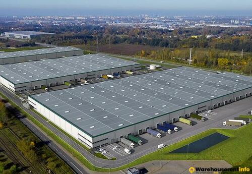 Warehouses to let in Prologis Park Lodz DC3b