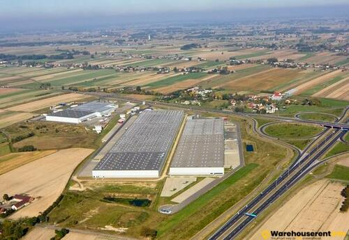 Warehouses to let in Prologis Park Piotrkow DC3a
