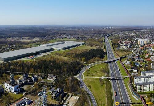 Warehouses to let in Prologis Park Ruda Slaska DC1