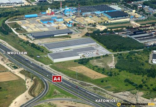 Warehouses to let in Logicor Gliwice I Building 1