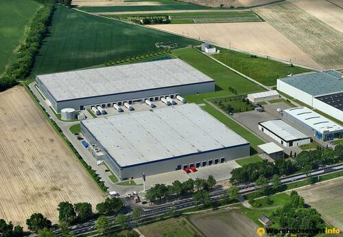 Warehouses to let in Logicor Swiecice I Building 2