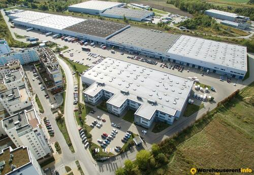 Warehouses to let in Logicor Piaseczno Bulding 3