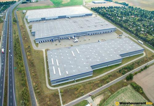 Warehouses to let in Logicor Poznan I Building 1