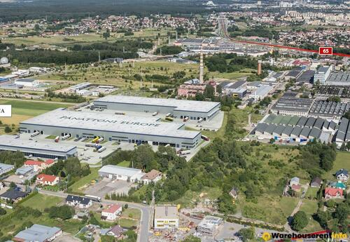 Warehouses to let in Panattoni Park Bialystok Building 2