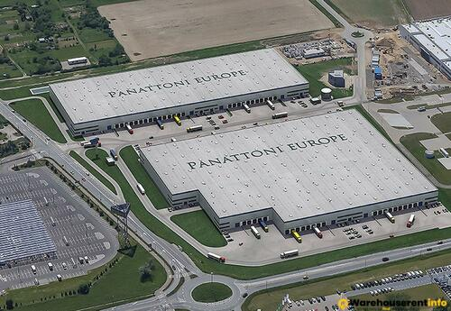 Warehouses to let in Panattoni Park Opole Hall 1b