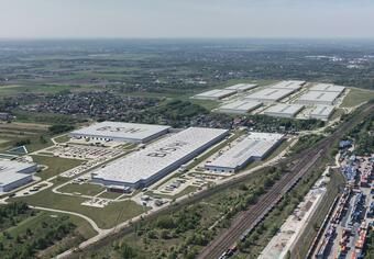 Central European Logistics Hub BTS B/S/H 2